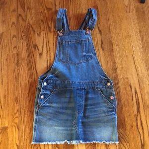 American Eagle Overall Skirt